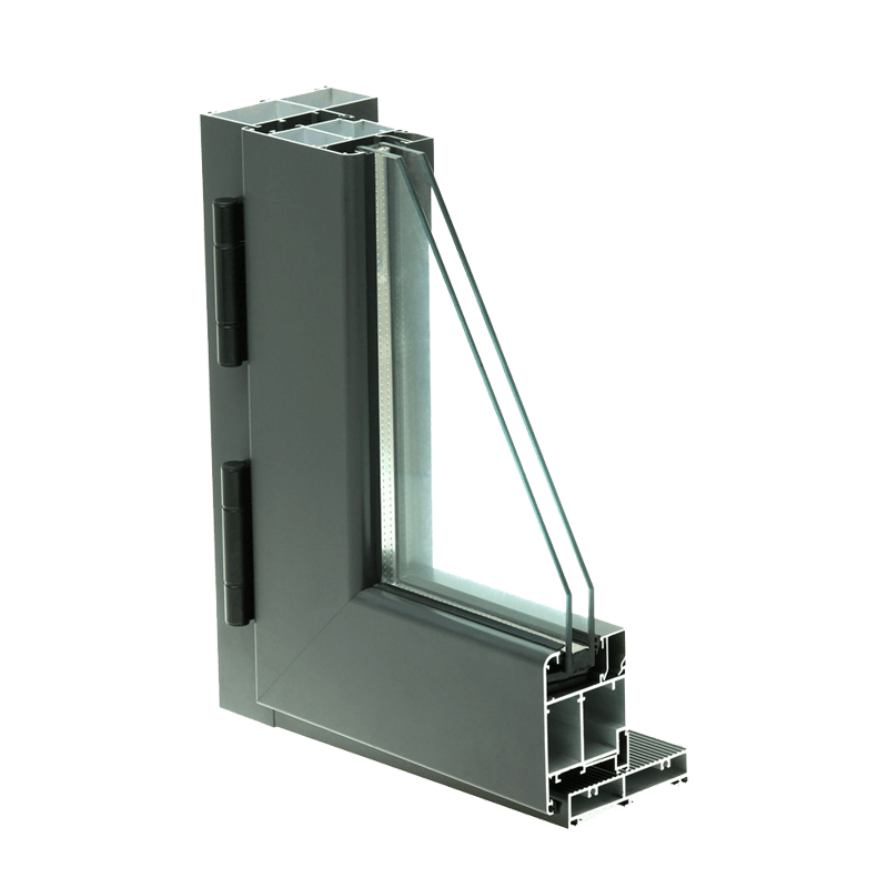 100 series casement door open out picture