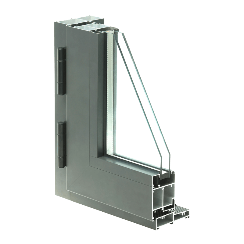 100 series hinge door (open in)