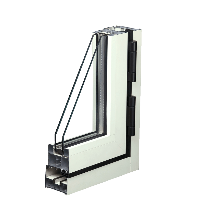 86 series bifold door picture
